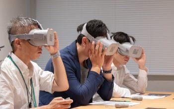 研修効果大幅アップ!VR研修の可能性・事例