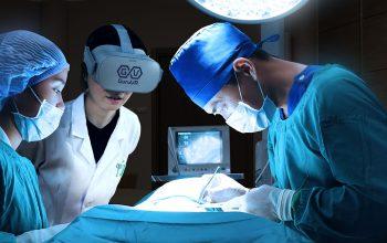 手術研修、手術トレーニングVR体験会
